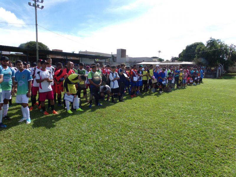 Setor de Esportes dá início ao primeiro Campeonato de 2019. Copa Dute de Futebol Society